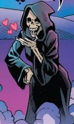 Death (Earth-94535) from Deadpool The End Vol 1 1 001