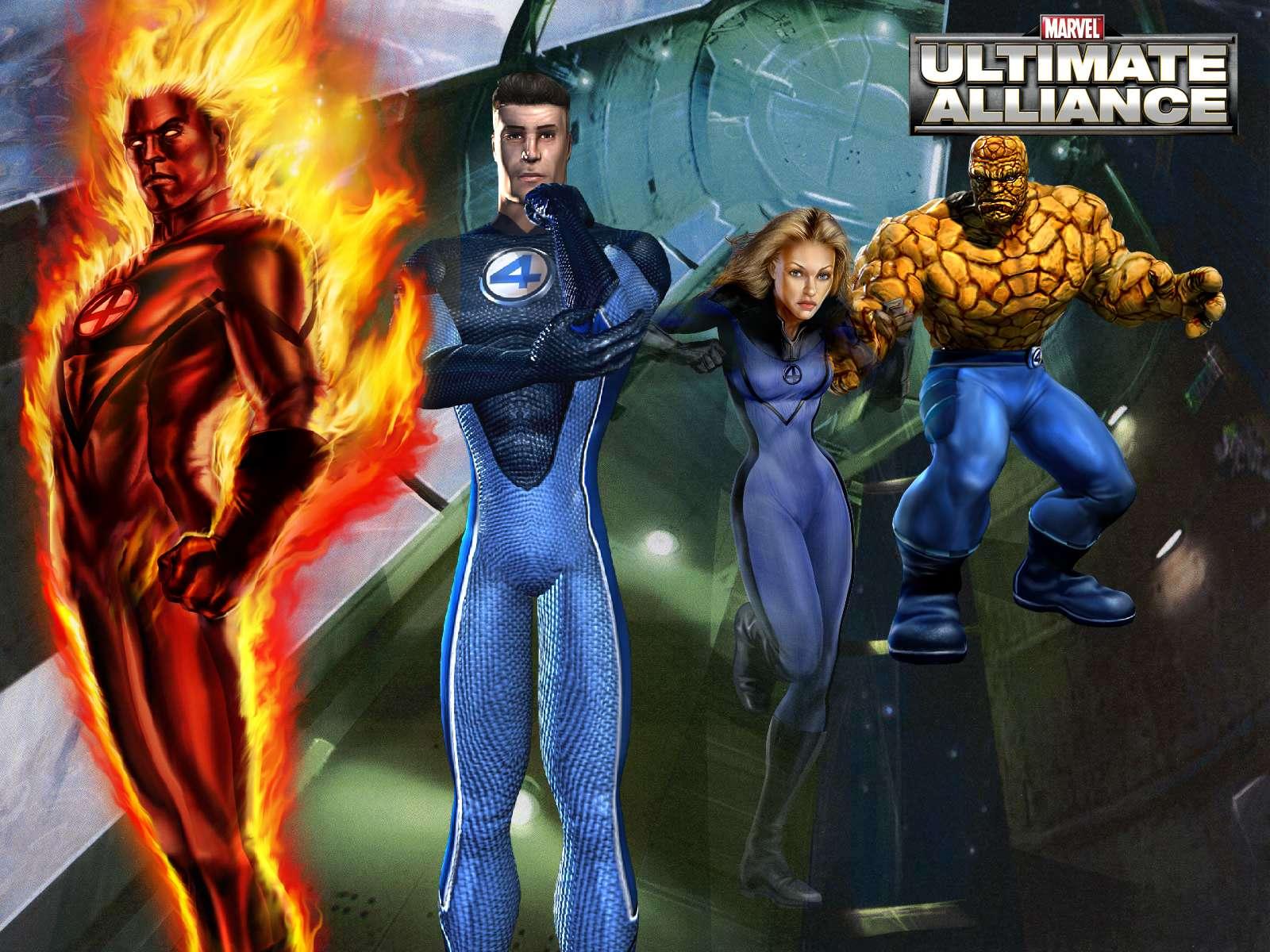 Marvel Ultimate Alliance Hulk Costumes & Sc 1 St Video Games