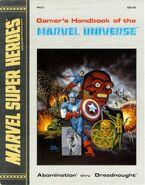 Gamer's Handbook of the Marvel Universe Vol 1 1