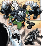 Hive (Poisons) (Earth-17952) Members-Poison Doctor Octopus from Venomverse Vol 1 1 001