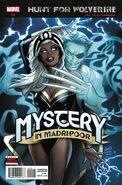 Hunt for Wolverine Mystery in Madripoor Vol 1 2