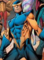 James Sanders (Earth-21195) from Squadron Sinister Vol 1 2 001