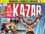 Ka-Zar Vol 2 4