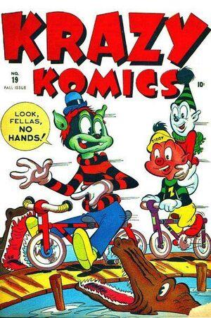 Krazy Komics Vol 1 19