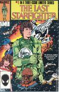 Last Starfighter Vol 1 1