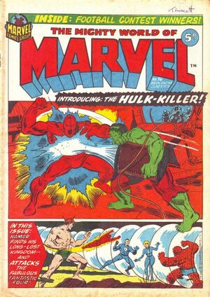 Mighty World of Marvel Vol 1 36