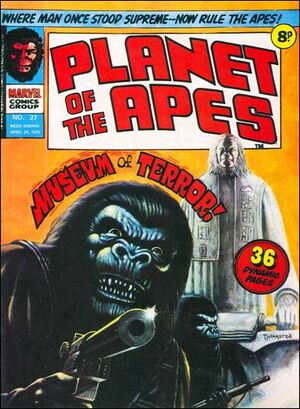 Planet of the Apes (UK) Vol 1 27