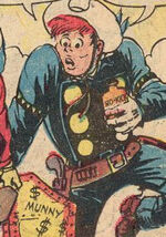 Rawhead Kid (Earth-665) from Not Brand Echh Vol 1 1 0001