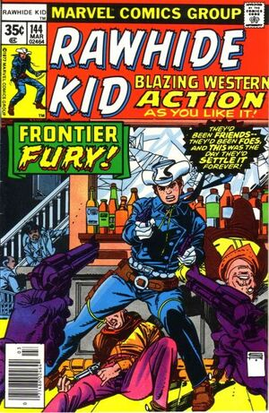 Rawhide Kid Vol 1 144