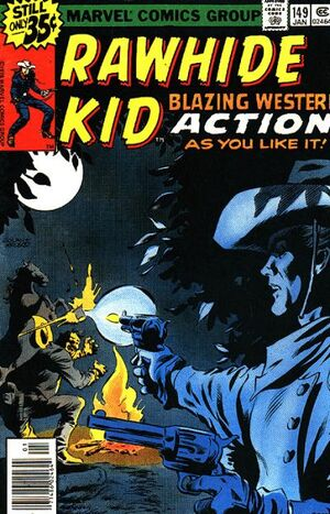 Rawhide Kid Vol 1 149