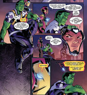 Riri Williams (Earth-616) and Amadeus Cho (Earth-616) from Champions Vol 2 24 001