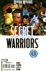 Secret Warriors Vol 1 1