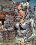 Silver Sablinova (Earth-7642) from New Avengers Transformers Vol 1 1 001
