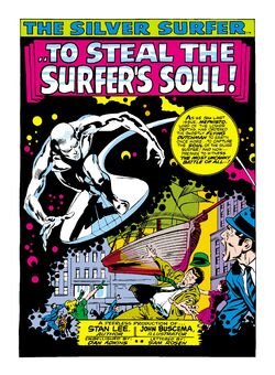 Silver Surfer Vol 1 9 001
