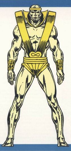 Sise-Neg (Earth-74113) from Official Handbook of the Marvel Universe Master Edition Vol 1 2 001