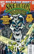 Skeleton Warriors Vol 1 1
