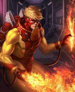 St. John Allerdyce (Earth-616) from Marvel War of Heroes 003