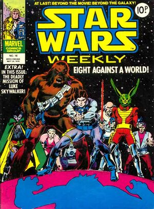 Star Wars Weekly (UK) Vol 1 16