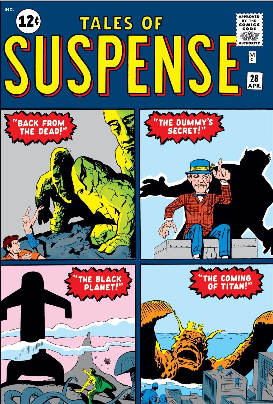 Tales of Suspense Vol 1 28