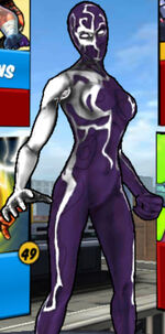 Tanis Nieves (Earth-TRN461) from Spider-Man Unlimited (video game) 002