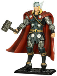 Thor Odinson (Earth-616) from Marvel Universe (Toys) Series 2 Wave VII 0001