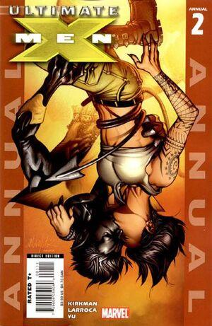 Ultimate X-Men Annual Vol 1 2