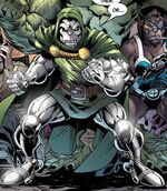 Victor von Doom (Earth-95019) from Marvel Apes Prime Eight Special Vol 1 1 002
