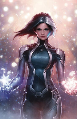 War of the Realms New Agents of Atlas Vol 1 1 Second Printing Variant Textless