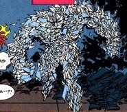 William Baker (Earth-616) broken glass form from Spider-Man Vol 1 23
