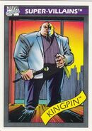 Wilson Fisk (Earth-616) from Marvel Universe Cards Series I 0001
