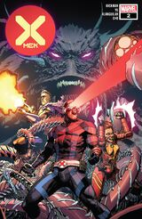 X-Men Vol 5 2