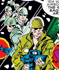 82nd Airborne Division (Earth-616) from Thor Vol 1 351 001