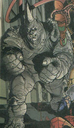 Aleksei Sytsevich (Earth-22288) from Marvel Universe Millennial Visions Vol 1 1 001