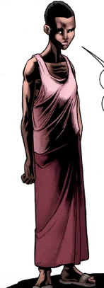 Angelique (Earth-616) from X-Men Legacy Vol 1 268 001