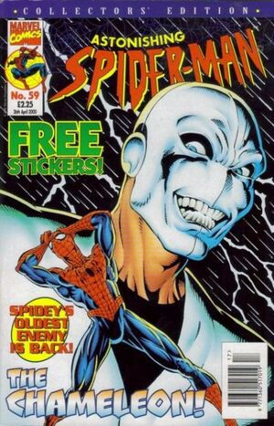 Astonishing Spider-Man Vol 1 59