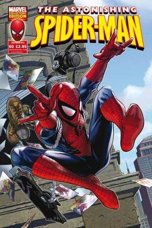 Astonishing Spider-Man Vol 3 60