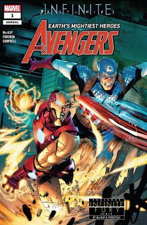 Avengers Annual Vol 4 1