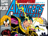 Avengers West Coast Vol 2 101