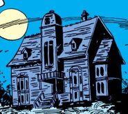 Black Mansion from Strange Tales Vol 1 11 0001