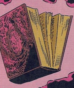 Book of R'lyeh from Adventures of the X-Men Vol 1 4 0001