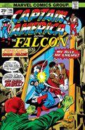 Captain America Vol 1 186