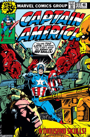 Captain America Vol 1 227