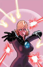 Captain Universe Invisible Woman Vol 1 1 Textless