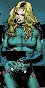 Carol Danvers (Earth-1610) from Ultimate Comics Ultimates Vol 1 18.1