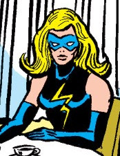 Carol Danvers (Earth-77640) from Fantastic Four Roast Vol 1 1 0001