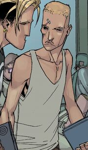 Chris (Supremacist) (Earth-616) from Captain America Vol 1 609 0001