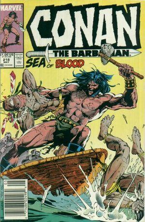 Conan the Barbarian Vol 1 218