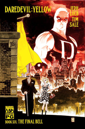 Daredevil Yellow Vol 1 6