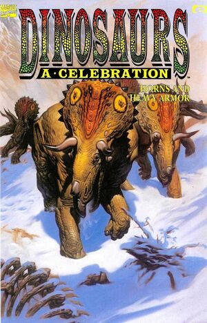 Dinosaurs, A Celebration Vol 1 4