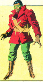 Eric Brooks (Doppelganger) (Earth-616) from Official Handbook of the Marvel Universe Vol 2 20 0001